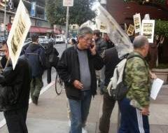 Hilton unionists rock San Francisco