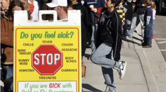 Nurses ready to strike over swine flu safety