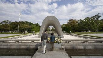 Hiroshima, Nagasaki anniversaries marked around the world