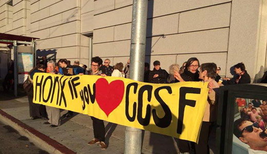 City College of San Francisco wins round in accreditation battle