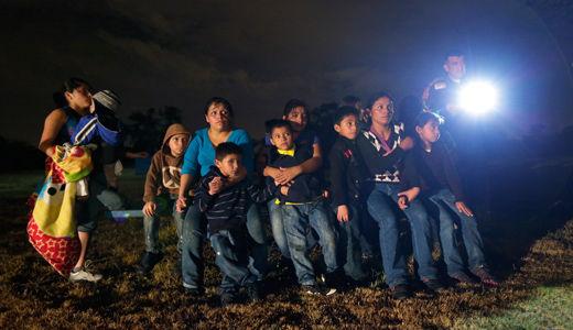 Labor journalist blames U.S. policy for child immigrant crisis