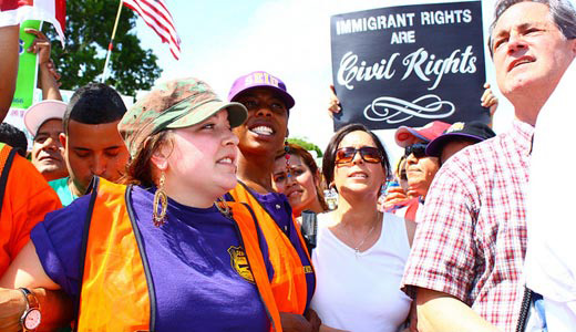"""Report challenges anti-immigrant """"enforcement first"""" calls"""