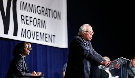 Immigration battle heats up in context of the elections
