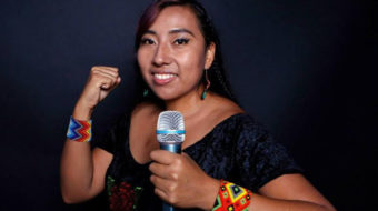 Indigenous News: talking to daughters, Navajo midwives, rappers and saints