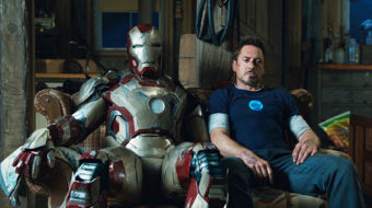"""Iron Man 3"" is more about the man behind the armor"