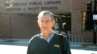 Retired librarian sees trouble ahead