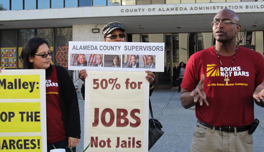 Campaign demands more funding for reentry programs