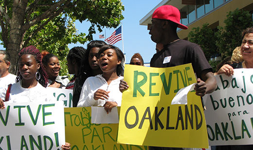 Former base could bring new life to Oakland