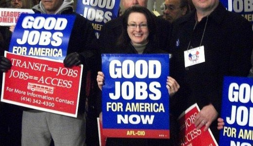 Civil rights, labor groups to hold jobs march Oct. 15