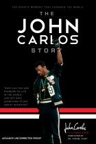 "Left on the bookshelf: ""The John Carlos Story"""