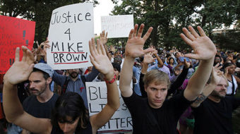 St. Louis adds its voice to national protest against police brutality