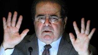Shining a light on Scalia and the Supreme Court
