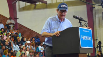 UAW's King praises Obama's 'moral courage' in auto firm rescue