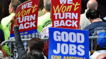 Supreme Court takes case that would cripple labor's political activity
