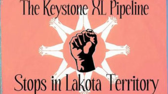 The Lakota vow to die rather than let the KXL pipeline pass