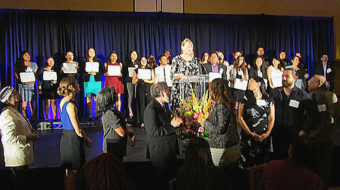 UCLA Labor Center graduates 50 new activists for workers