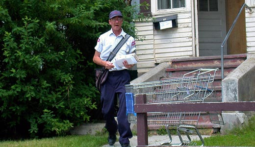 Letter carriers step up drive to save Postal Service