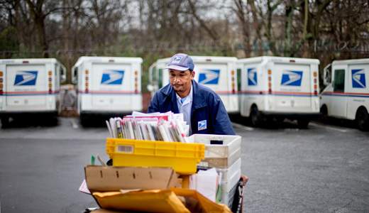 Letter carriers to protest postal service Sat. shutdown