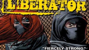 Zap! Pow! Liberator Comics takes up animal rights