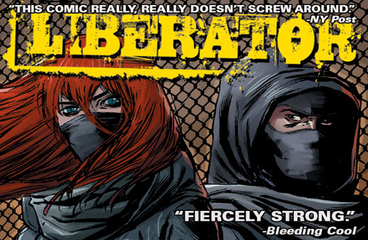 Zap! Pow! Liberator Comics takes up animal rights