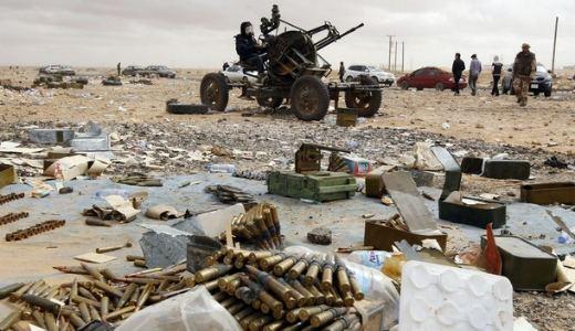 War crimes and the bombing of Libya