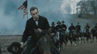 "Spielberg's ""Lincoln"" is for the ages"