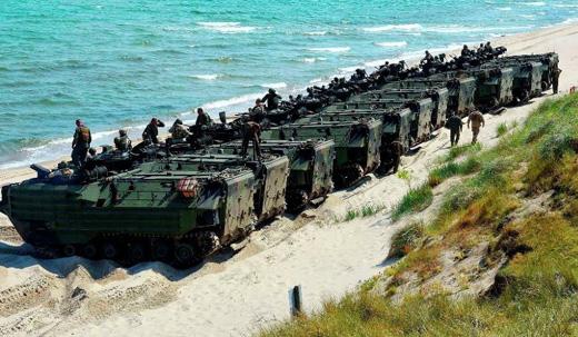 NATO games 2016: War machine slipping under the radar?
