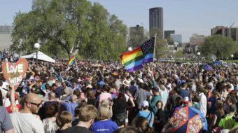Minnesota celebrates national love
