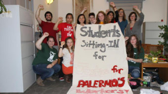 Students and pizza workers unite!