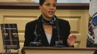 "Teaching Tolerance hosts webinar with ""New Jim Crow"" author Michelle Alexander"