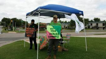 Oklahomans launch ballot initiative for medical marijuana