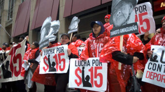 Most new jobs are low wage, report shows