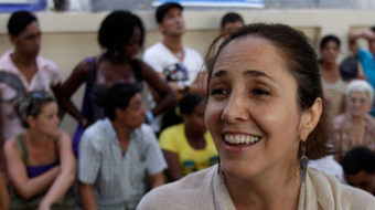Three cheers for Mariela Castro's visit to the U.S.