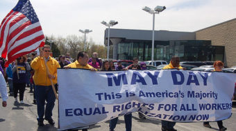 May Day: Workers of the world unite for a better life!