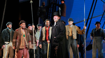 """""""Moby-Dick"""": Melville's masterpiece gets an operatic treatment"""
