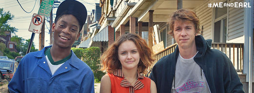 """Movie Review: """"Me and Earl and the Dying Girl"""""""