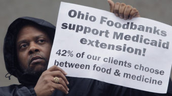 Thousands in Ohio demand Medicaid expansion