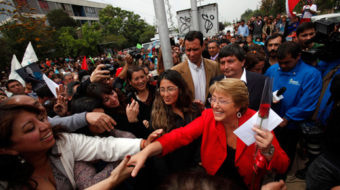 Chile: Left surges in elections