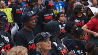 Milwaukee low wage workers walk off the job