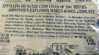 Today in labor history: The Johnstown mine disaster