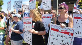 In their war against workers, corporations increasingly choose lockouts