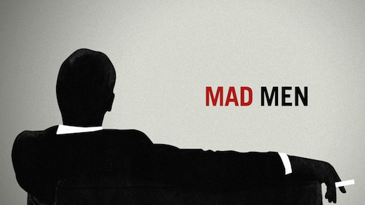 "Not a very comfortable place for ""Mad Men"""