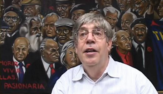 Michael Nash's work lives on:  historian, archivist, teacher-activist