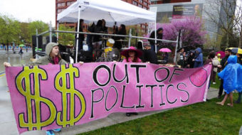 Democracy Spring kicks off in Philly