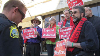 """""""Truthful Tuesday"""": Moral Monday movement spreads to South Carolina"""