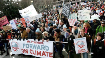 New York activists expect massive September climate march at UN