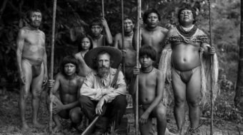 """""""Embrace of the Serpent"""": Odyssey into Amazonian """"heart of darkness"""""""