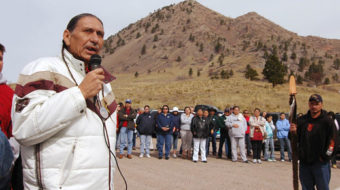 Carter Camp, warrior for Native rights, dies at 72