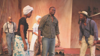 General Nat Turner, the Black Spartacus in a new play