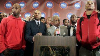 "Commissioner Stern: NBA headed toward ""nuclear winter"""